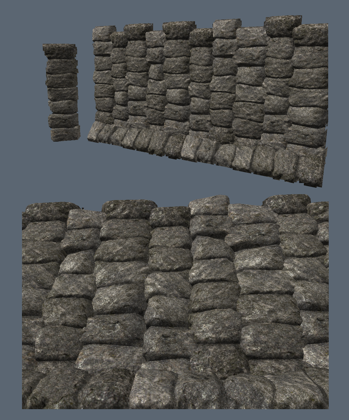 Nist Stone Test Wall : P what are you working on edition page